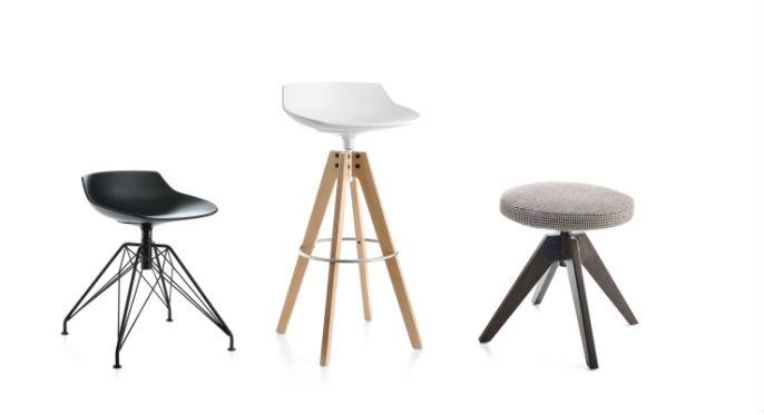 De mooiste design stoelen van mdf italia vind je bij daamen interieur